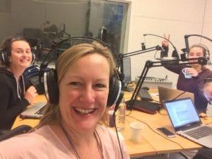 Podcast: Hør Christiane på Radio