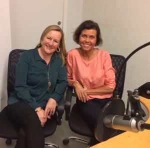 Birgitte Baadegaard - feminin balance - i podcasten Kærlighed med Vilje