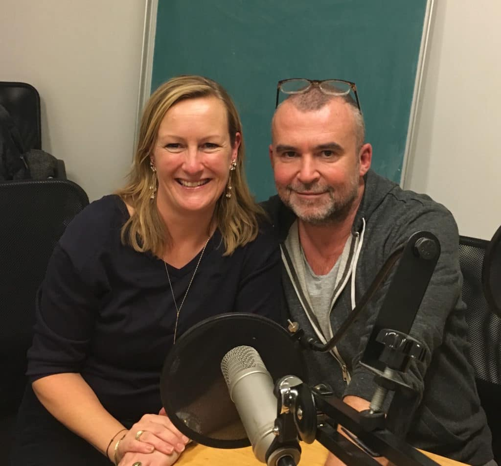 Robert Lubarski podcast med Christiane Meulengracht
