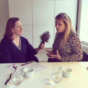 Christiane Meulengracht podcast med Daisy Løvendahl