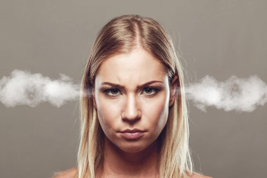 Konflikt - raseri - slut med konfliktsky. Parterapeut og sexolog Christiane Meulengracht