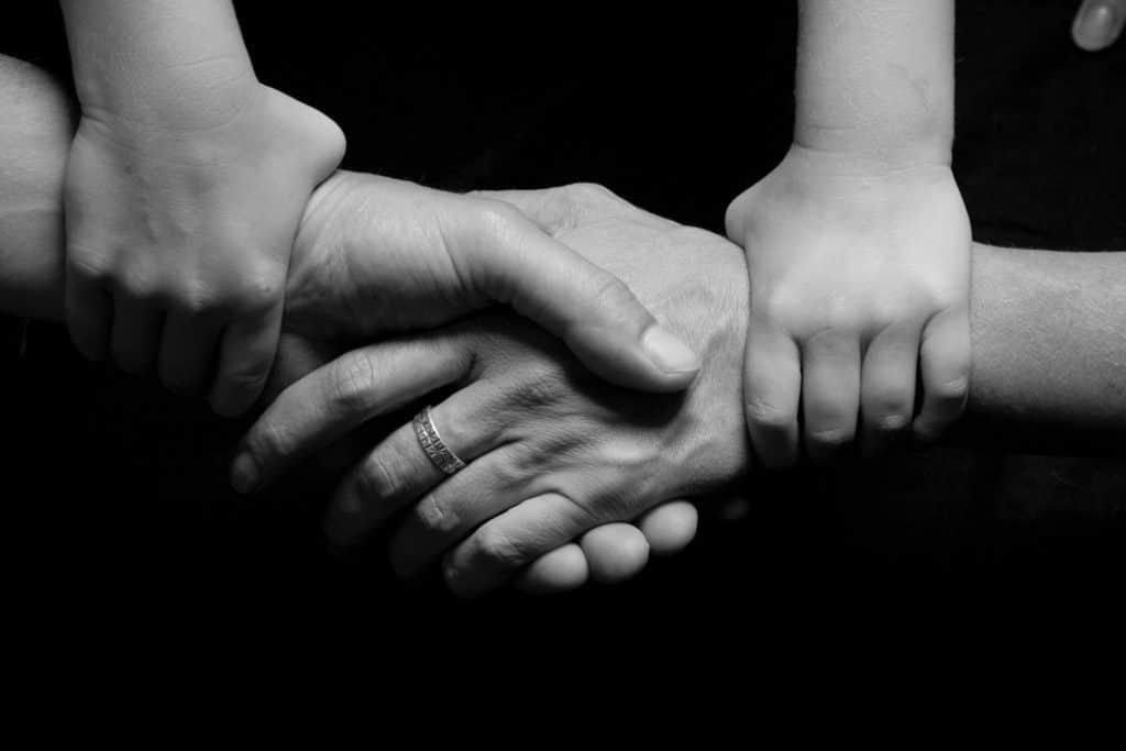 sammenbragt familie - løs konflikterne Christiane Meulengracht