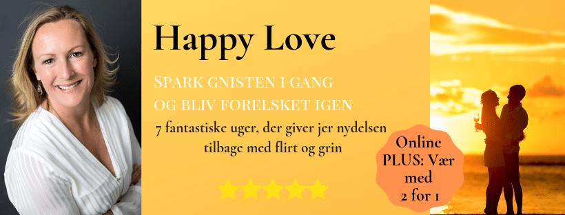 kæreste Happy Love - bliv elskende igen med dette Online PLUS forløb