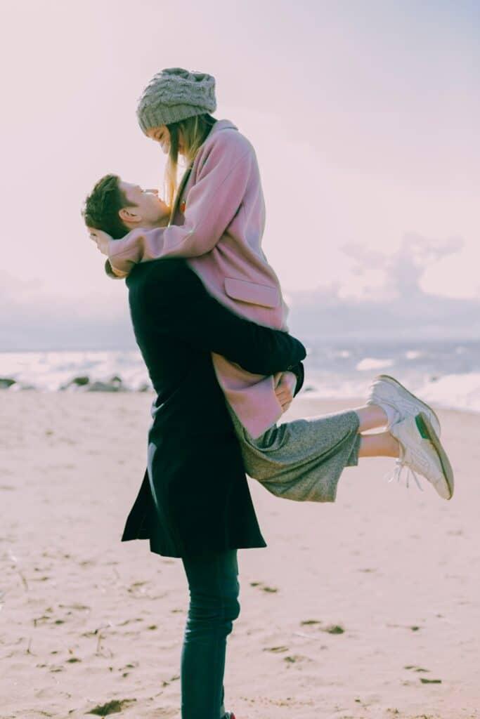 Parterapeut: begær og tryghed = happy love