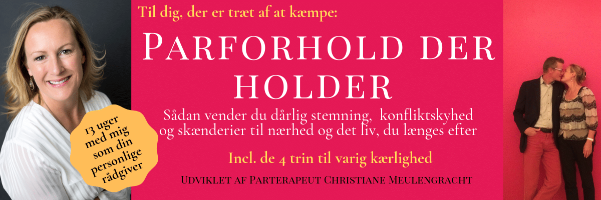 slut med kritik. parterapeut og sexolog i Hellerup og Nordsjælland Christiane Meulengracht