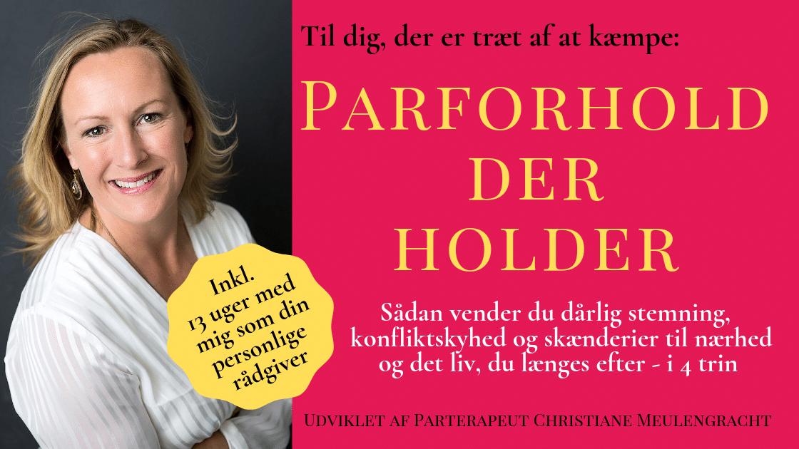 Parterapeut i Hellerup, København og Nordsjælland Christiane Meulengracht