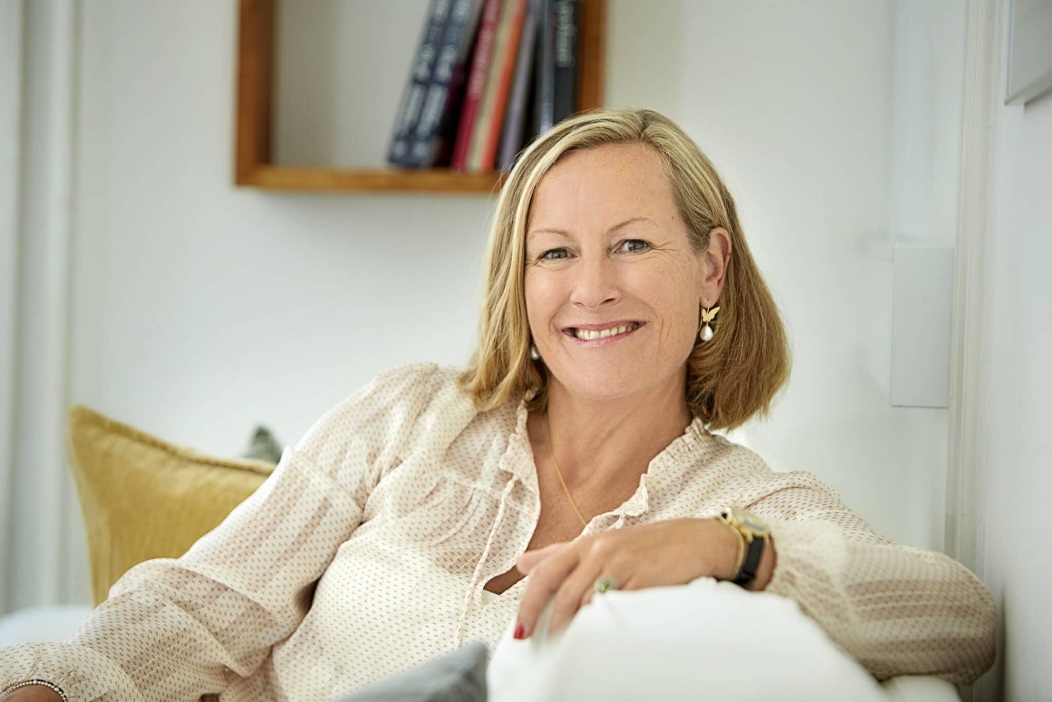 Stress ekspert Christiane Meulengracht